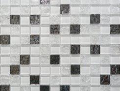 Mosaic Glass White DW7MGW00 Декор 300х300