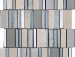 Мозаика Stripes Champaqne 30*30