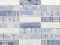 Плитка Dec.TESSERE MIX WHITE/LILAC VSND25K 26x61