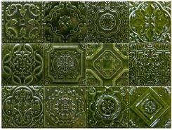 Плитка Toledo Green mix 15,8x15,8
