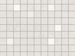 Плитка Mos.NACAR WHITE (2.7x2.7) 30x30