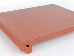 Step DEGRAU CASTANHO RED 30*34*5 (th-15mm)
