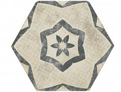 Плитка Eden Декор Decoro Tappeto 2 Cotone 18.2x21 натуральный