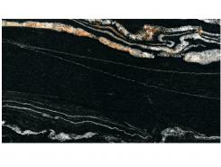 Плитка Leeds Керамогранит Negro 60x120 полированный
