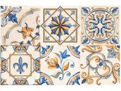 Плитка Tuscany Керамогранит Giotto Mix 20.3x20.3 натуральный