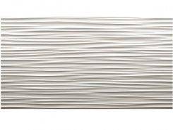 Плитка 3D white aqua lucido / 3д вайт аква лучидо 30.5x56