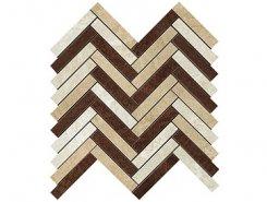 Плитка Force Blend Herringbone Mosaic