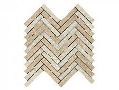 Плитка Force Light Herringbone Mosaic