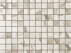 Плитка S.M. Calacatta Gold Mosaic / S.M. Калакатта Голд Мозаика 30,5x30,5