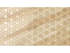 S.M. Elegant Honey Hexagon 31.5x57