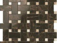 Плитка S.M. Frappuccino Dark Twist Mosaic