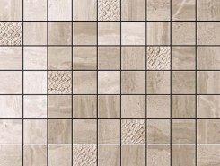 Плитка Suprema Walnut Mosaic / Супрема Волнат Мозаика