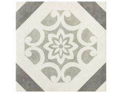 Art Deco GREY Decor 32.5x32.5