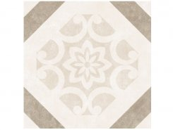 Art Deco TAUPE Decor 32.5x32.5