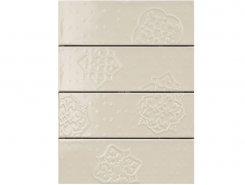Brick Glossy GREY Dec R4GR 10x30
