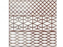 Brick Glossy PURPLE Dec R4KU 10x30
