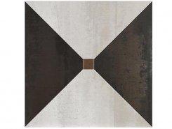 Dorian Trapecio WHITE/GRAPHITE 60x60