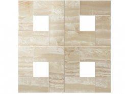 Плитка S.O. Ivory Chiffon Mosaic Lap / С.О. Айвори Шиффон Мозаика Лаппато