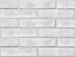 СП711 Плитка BRICKSTYLE THE STRAND белый 25*6