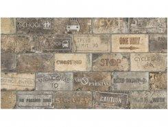 Плитка New York Road Signs Mix Broadway 10х20