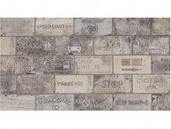 Плитка New York Road Signs Mix Soho 10х20