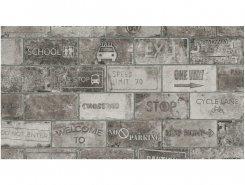 Плитка New York Signs Mix Wall Street 10х20