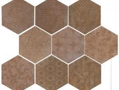 Плитка Riabita Classic Esagona Fabric 24.00х27.70