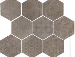 Плитка Riabita Feng Shui Esagona Fabric 24.00х27.70