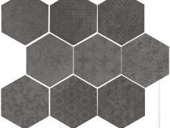 Плитка Riabita Industrial Esagona Fabric 24.00х27.70