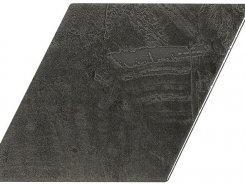 Плитка ROMBO SNAP GRAPHITE 15X25,9