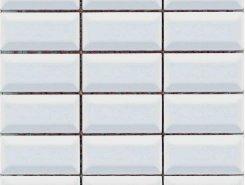 M50X100 Metro Tiles Белый глянц.