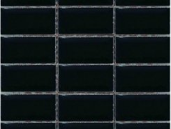 M50X100 Metro Tiles Черный глянц.