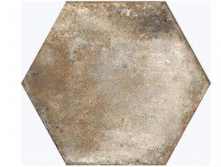 Плитка Insieme Esagona Tortora 34x40
