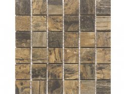 СД047 Декор CRISTACER GRAND CANYON мозаика 5*5 Clay Cuadro 33,3*33,3