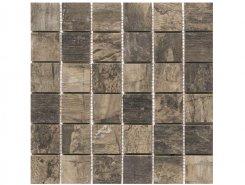 СД070 Декор CRISTACER GRAND CANYON мозаика 5*5 Black Cuadro 33,3*33,3