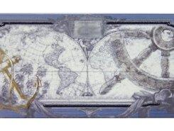 Плитка СД131 Декор MARITIMA NAUTICA CENEFA-3 10*20