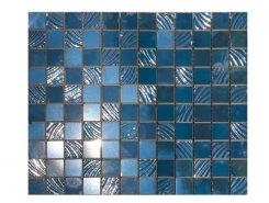 Плитка СД140к Декор PAUL SKYFALL PSFM08 mosaico 25*30 blue 2,5*2,5