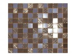 Плитка СД138к Декор PAUL SKYFALL PSFM06 mosaico 25*30 brown 2,5*2,5