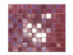 Плитка СД139к Декор PAUL SKYFALL PSFM07 mosaico 25*30 wine 2,5*2,5