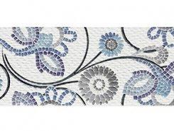 Плитка СД151 Декор STN ASTRO decorado guell azul 25*75