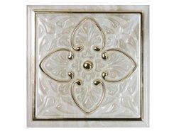 Плитка СД182 Декор MONOPOLE PETRA Dec. Armonia Gold A 15*15