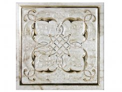 Плитка СД183 Декор MONOPOLE PETRA Dec. Armonia Gold B 15*15