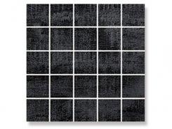 Плитка СД075 Декор OPERA RINASCIMENTO мозаика 5*5 NERO 33,3*33,3