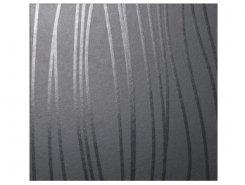 Blancos lines negro (porcelain) 30 x 30