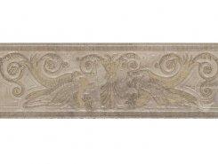 FASCIA ALMOND-BEIGE LAPP-RETT 16,5X50