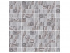 Плитка Mosaico Lapp-Rett. Light Grey 30x30