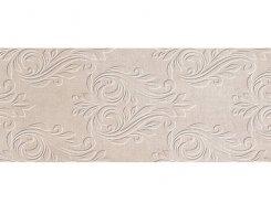 Плитка LAZZIO DAMASCO Ivory 25x70