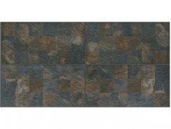 Плитка SLATE TOZZETTATO Nat-Rett Black 39,6x79,4