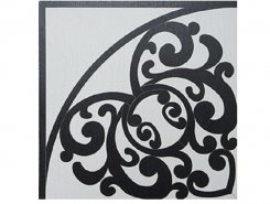 Плитка Piemonte Decor Angolo 60x60