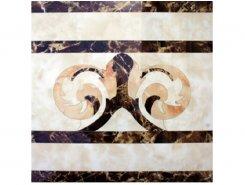 Плитка Villa Ritz Decor Lineal 60x60